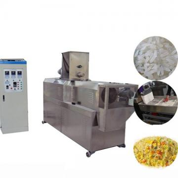 Hot Air Flow Corn Puffed Wheat Making Machine Rice Cereal Puffing Machine