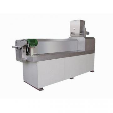 Slanty Snack Puffed Corn Chips Plant Food Making Machine