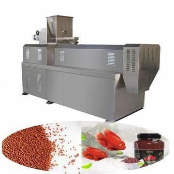 Continuous Automatic Pet Food Production Line