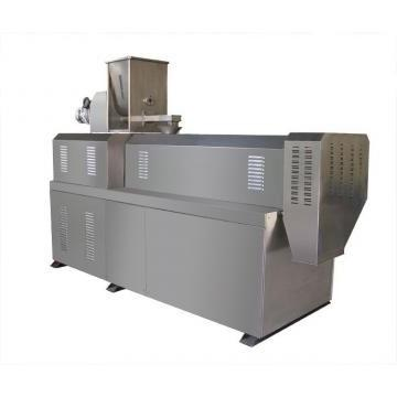 Automatic Puffed Chocolate Core Filling Snacks Food Processing Machine