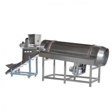 Soya Meat Protein Flaskes Chucks Mince Food Extrusion Making Machine