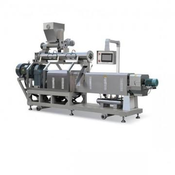 Multifunctional Extruder Corn Maize Flakes Breakfast Cereals Machine / Cornflakes Making Machine Production Line