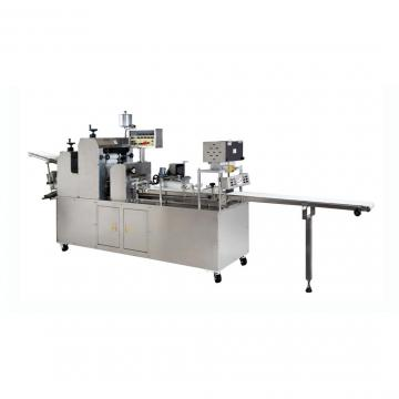 High Efficient Automatic Bread Crumbs Panko Making Extruder Production Line
