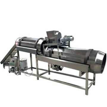 Industrial Corn Puff Snack Extruder Corn Wheat Snack Making Machinery