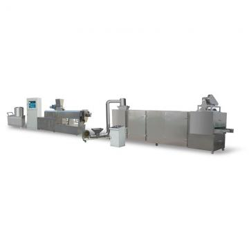 Soya Chunks Nuggets Mince Protein Extruder Making Machine