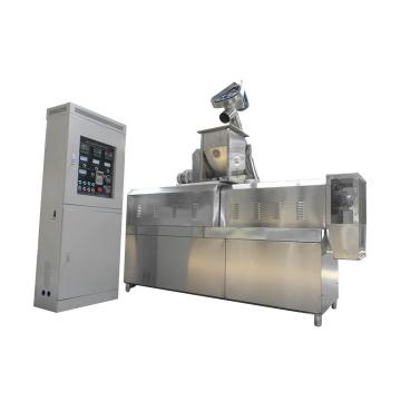 Ce Approved Snack Food Candy Bar Production Machine