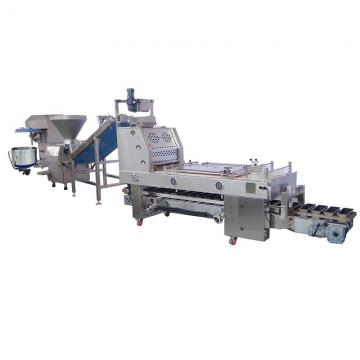 Ht10 Cereal Bars Air Flow Puffing Machine