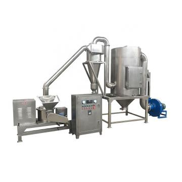 Automatic 150kg Per Hour Cereal Puffing Machine