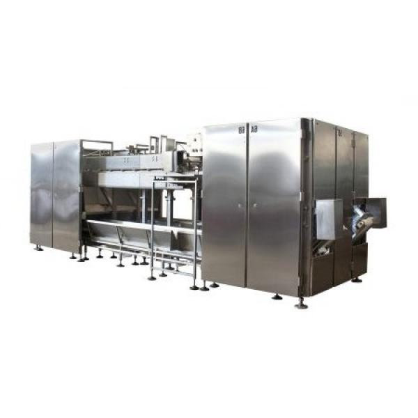 Energy Bar Leisure Core Chocolate Filling Puff Snack Food Making Processing Extruder Line Equipment Machine #1 image