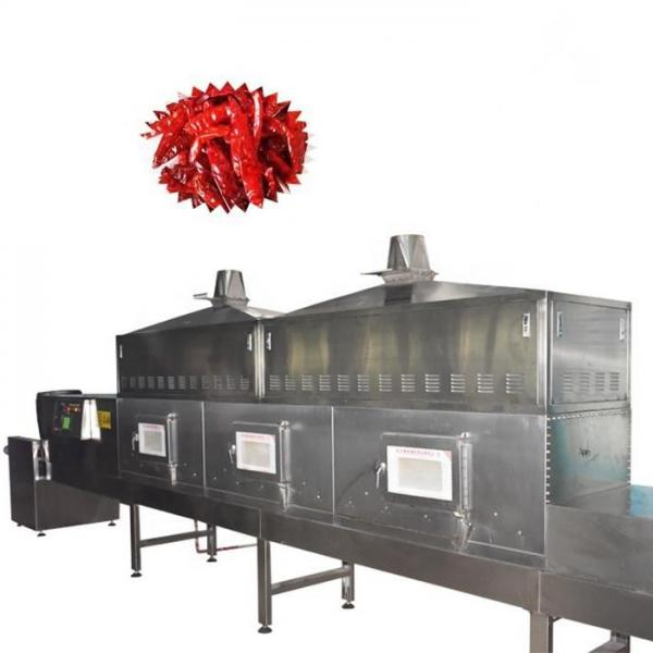 Textured Vegetable Meat Soya Protein Chunks Food Making Machine #1 image