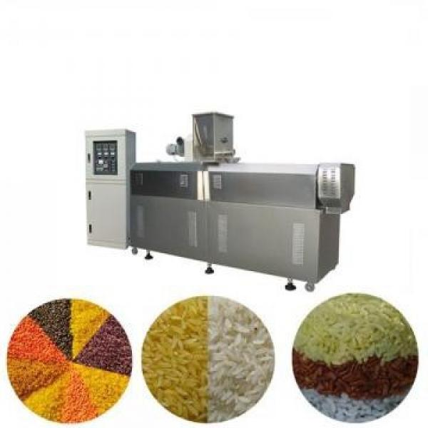 automatic chocolate cream core filling snack food extrusion machine #1 image