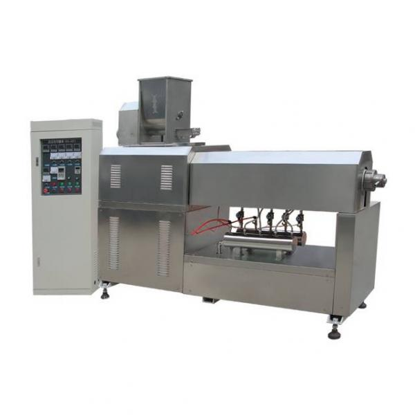 China Floating Fish Pet Dog Cat Food Pellet Processing Machine Catfish Feed Extruder Making Plant Equipment Drying Feed Pellet Mill Line #1 image