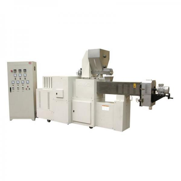 Fish Feed Extruder Poultry Animal/Pet Food Pellet Mill Machine #1 image