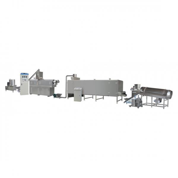 Dry Nutritional Animal Pet Dog Fish Feed Food Processing Machine Extruder #1 image