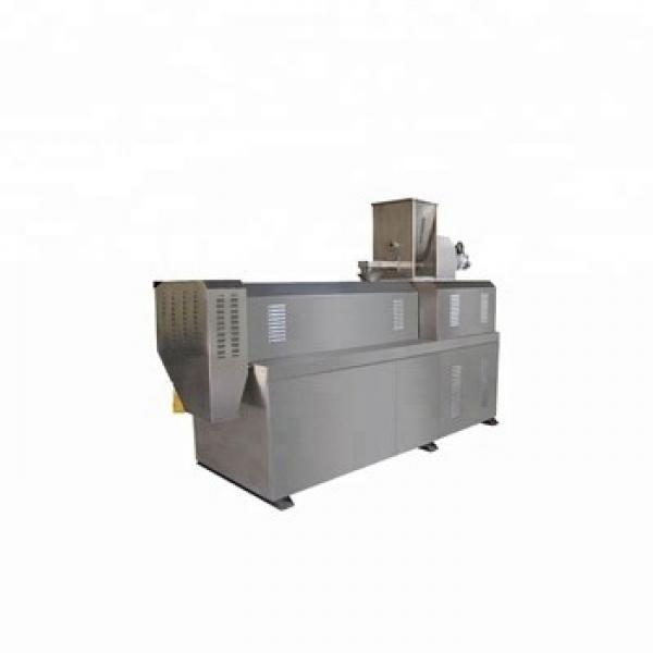 100-500kg/H Animal Pet Food Fish Feed Extrusion Production Line #1 image