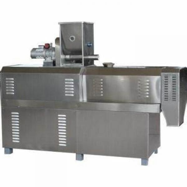 Automatic Dog Cat Fish Pet Food Extruder Machinery Equipment Plant Production Line #1 image
