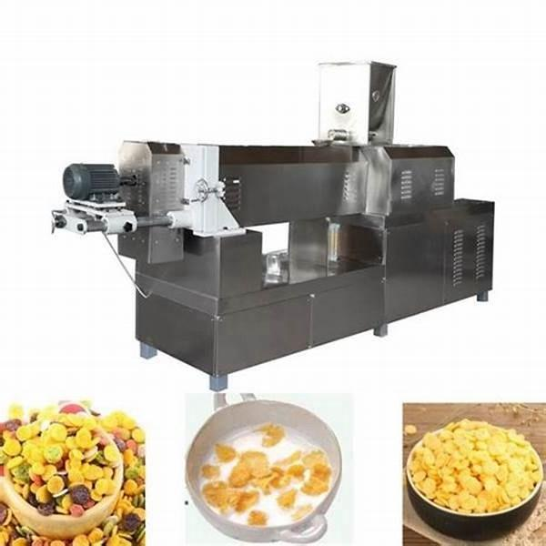 Dog Dry Food Pet Feed Extrusion Machinery Production Line #1 image