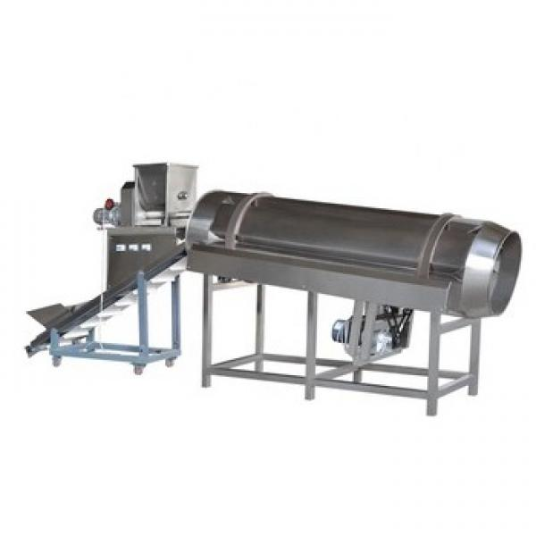 Soya Meat Protein Flaskes Chucks Mince Food Extrusion Making Machine #1 image