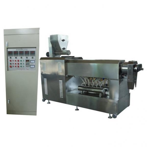 Snack Food Compound Cereal Candy Bar Automatic Chocolate Making Machine #1 image