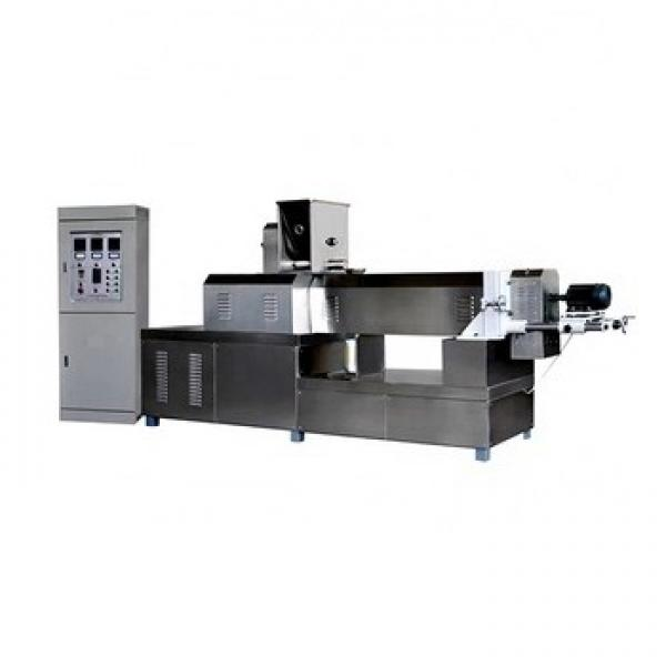 Full Automatic Fried Equipment Processing Small Cup Instant Noodle Line #1 image