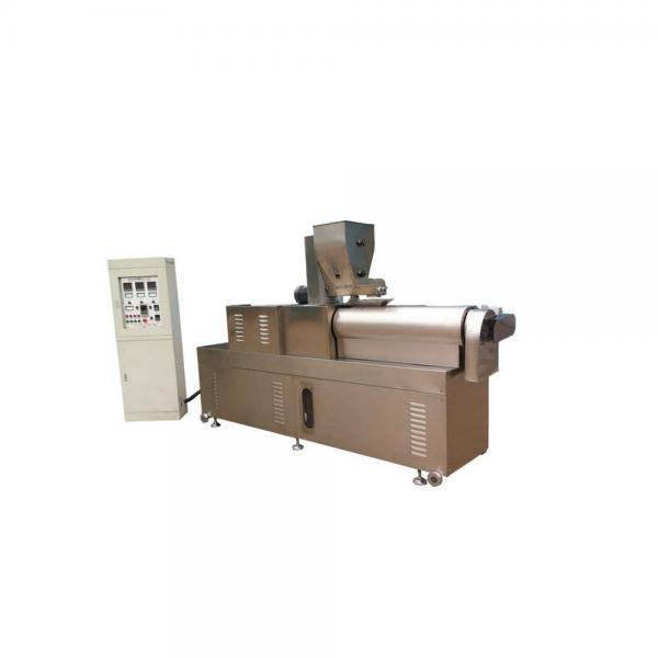 New Design Oat Maize Extruder Corn Flakes Making Machine for Maize Milling Plant #1 image