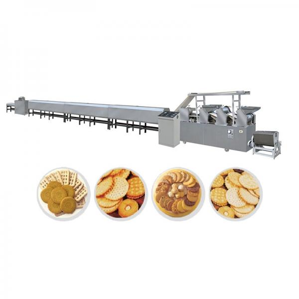 Automatic Breakfast Cereals Corn Flakes Making Machine Production Line #1 image