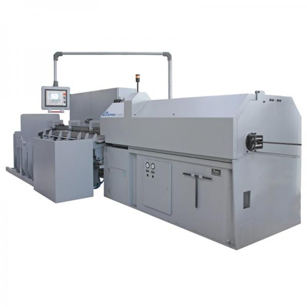 Automatic Rotary Vacuum Retort Pouch Packing Machine for Meat Tuna Food Fish Beef Pickles Packaging #1 image