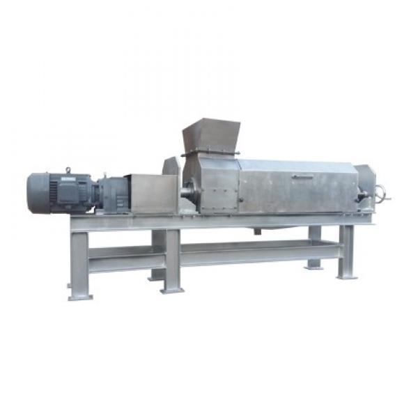 breakfast stainless steel puffed cereal production machine cornflakes making machine automatic #1 image