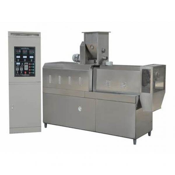 Snack Corn Puff Machine from China Supplier #1 image
