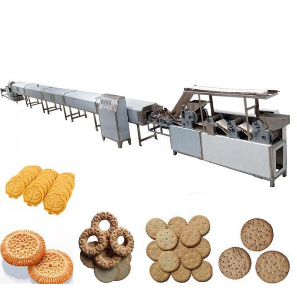 Soya Nugget Making Line Automatic Soy Bean Meat Protein Soya Chunk Nugget Extruder Machine #1 image