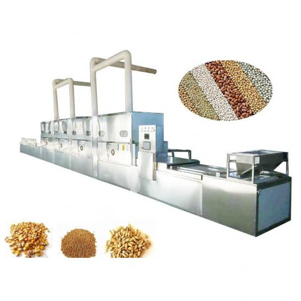 2020 Automatic Textured Meat Protein Soya Chunk Nugget Making Extruder Machine #1 image