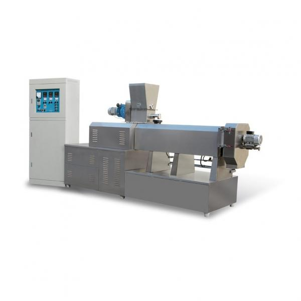 Industrial Protein Bar Making Peanut Brittle Cutting Packing Machine #1 image