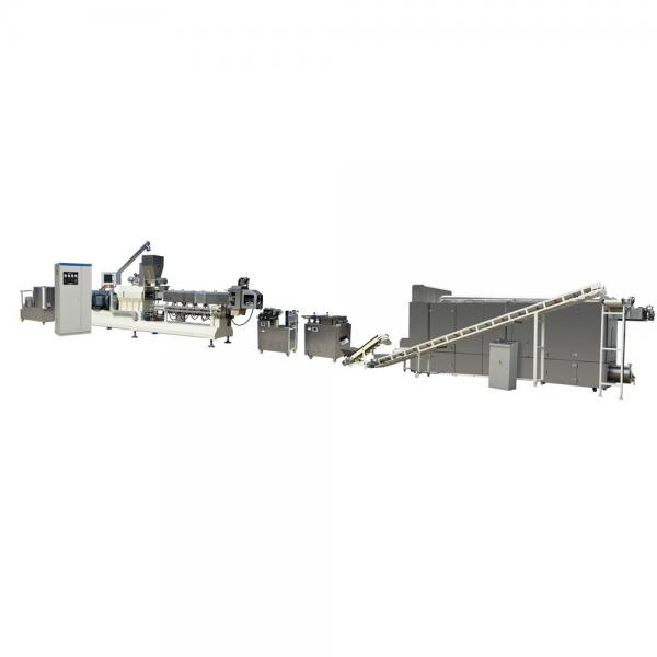 Automatic Stainless Steel Cereal Puffing Machine #1 image