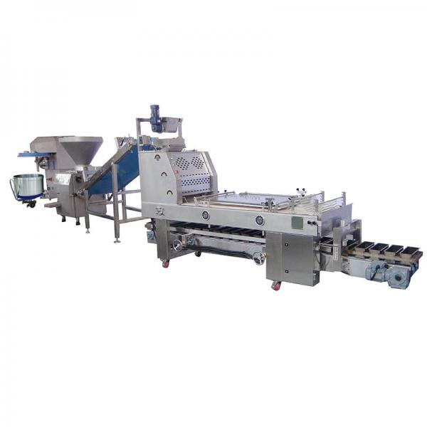 Breakfast Cereal Snacks Processing Puffing Machine #1 image